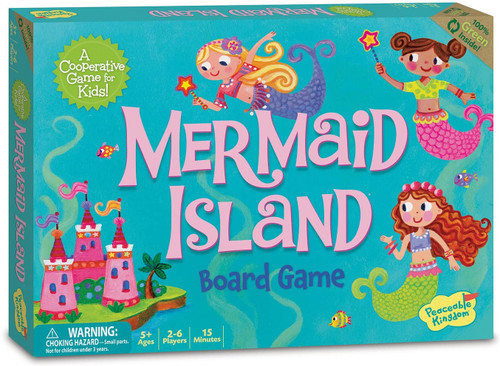 Mermaid Island Game - 5+
