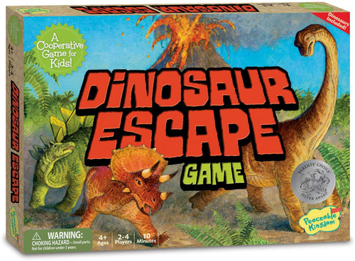 Dinosaur Escape Game 4yrs+