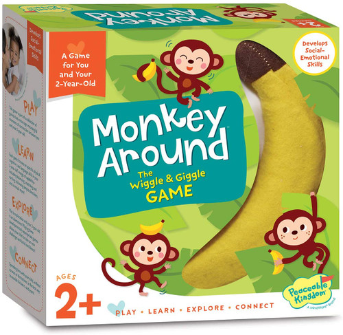 Monkey Around Game - 2+