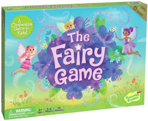 The Fairy Game 5+