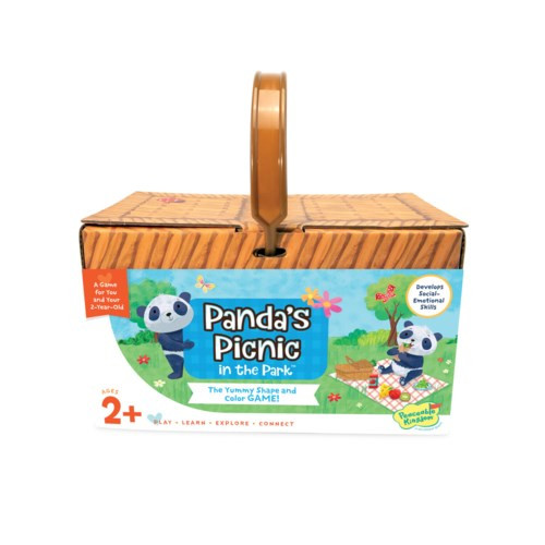Panda's Picnic in the Park Game 2yrs+