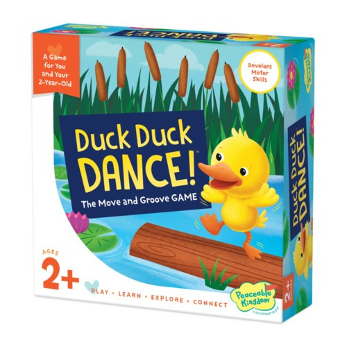 Duck Duck Dance Game - 2+