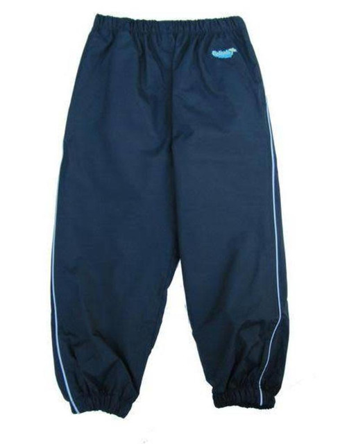 Splashy rain pant waterproof navy child