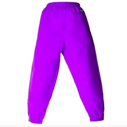 Waterproof/Breathable Rain Pant-Purple