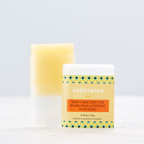 Substance Baby Chest Rub