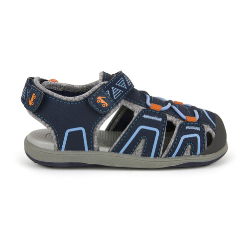 See Kai Run sandal summer closed toe child washable