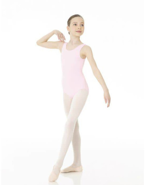Mondor leotard ballet pink child