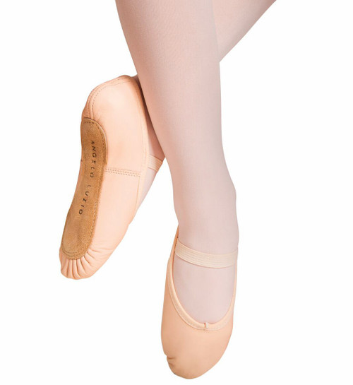Full Sole Ballet Shoe-Pink