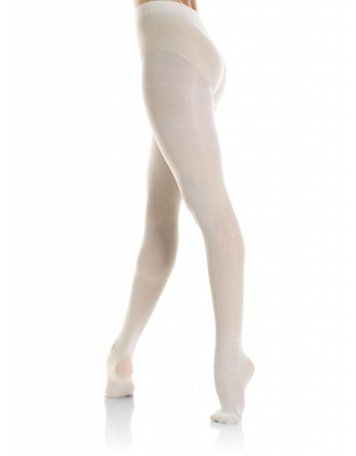 Mondor footed dance tights RAD ballerina pink