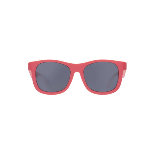 Babiators sunglasses navigator wayfarer red child UV protection