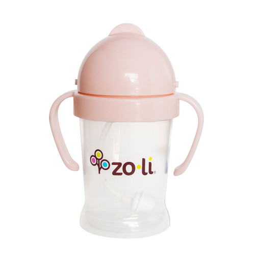 Zoli Bot Sippy Cup 6 oz-Blush