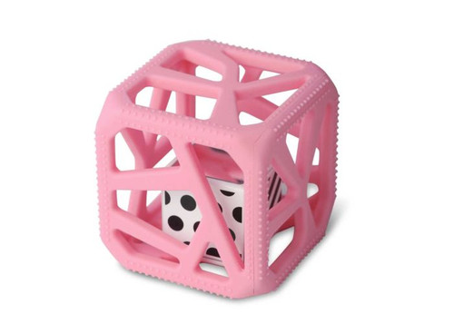 Chew Cube-Pink