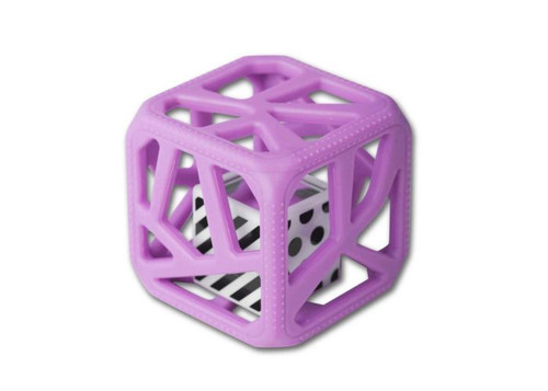 Chew Cube-Purple