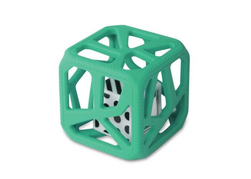 Chew Cube-Turquoise