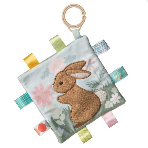 Crinkle Square-Bunny