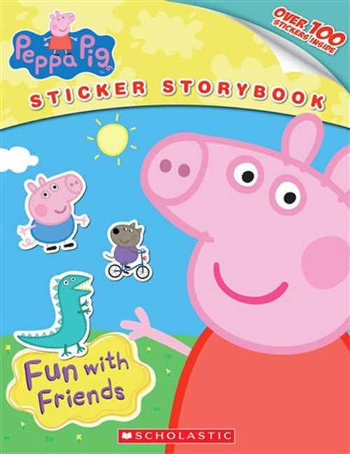 Peppa Pig-Fun with Friends