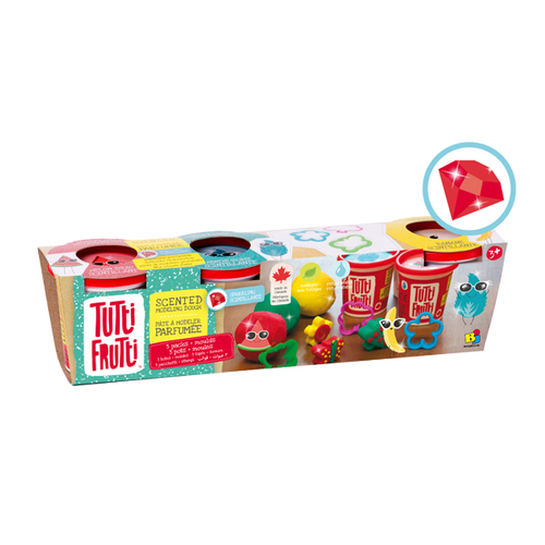 Tutti Frutti 3 Pack with Molds