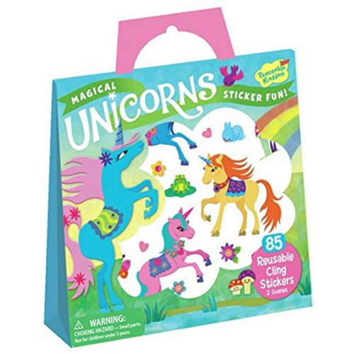 Sticker Tote-Unicorn