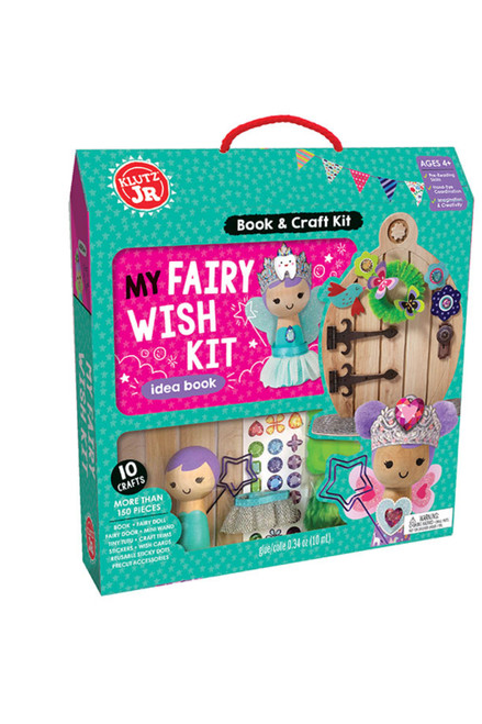 Klutz Jr. My Fairy Wish Kit 4+