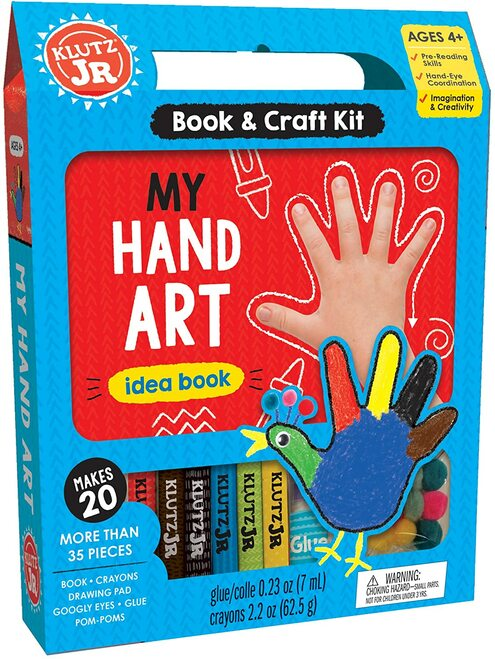 Klutz Jr. My Hand Art Kit 4+