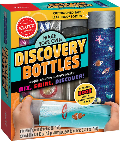 Klutz Discovery Bottles 6+