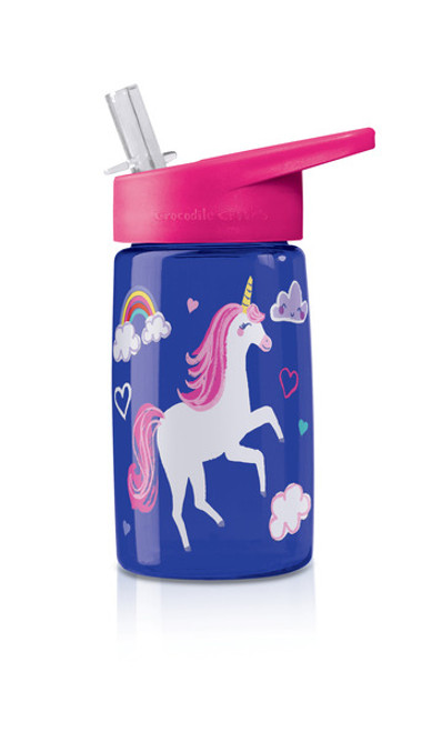 Tritan Water Bottle-Unicorn