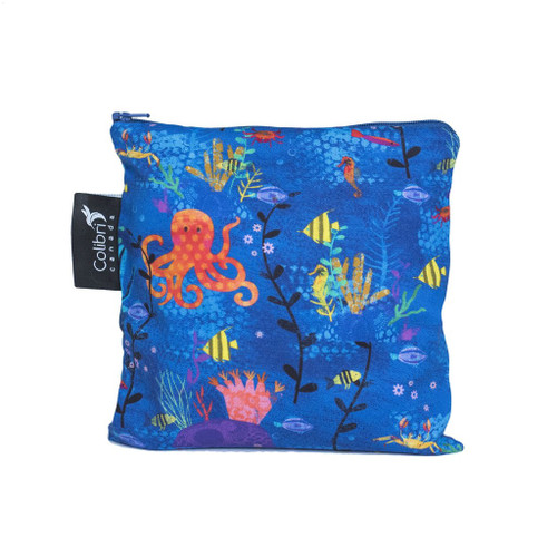 Large Snack Bag-Under Sea