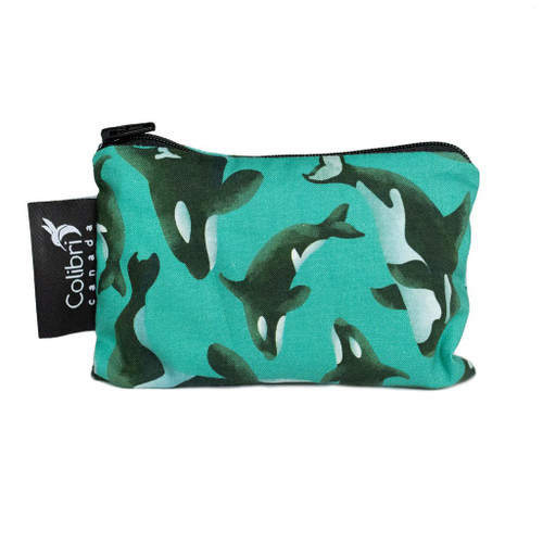 Small Snack Bag-Orca