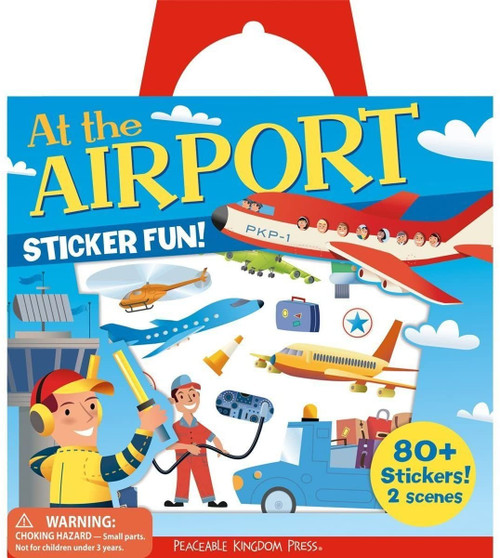 Sticker Tote-Airport