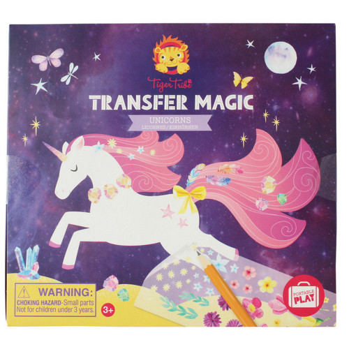 Transfer Magic-Unicorns 3+