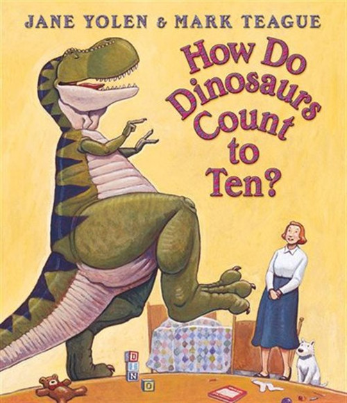 How Do Dinos Count to Ten?