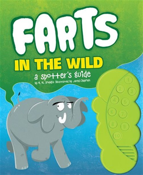 Farts in the Wild Book