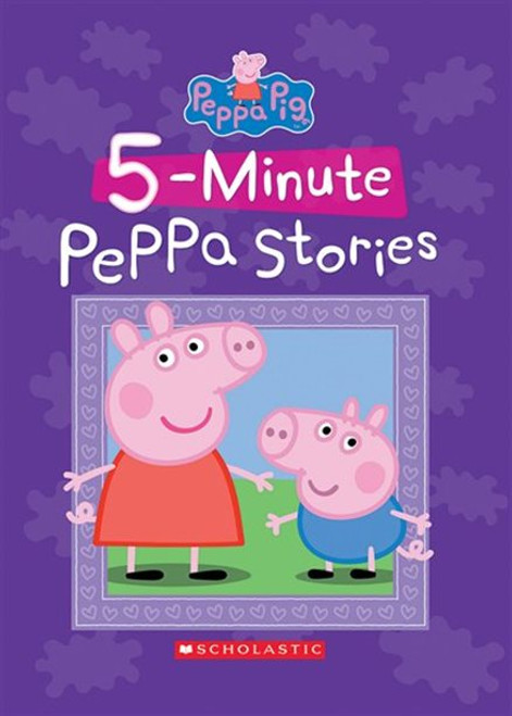 Five Minute Peppa Stories