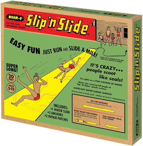 Retro Slip N Slide
