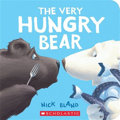 The Very Hungry Bear BB