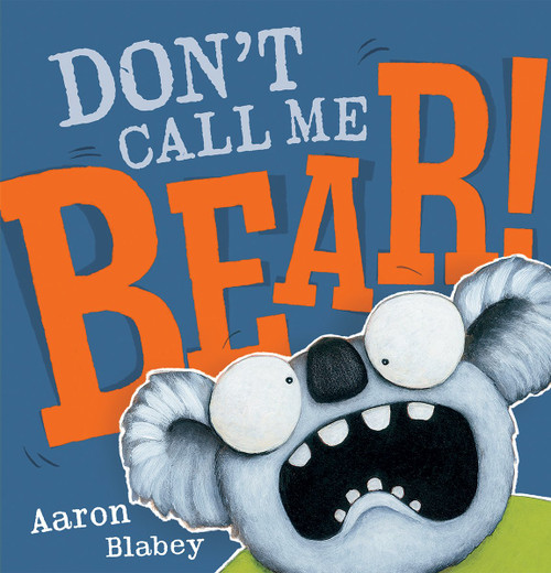 Don't Call Me Bear Book