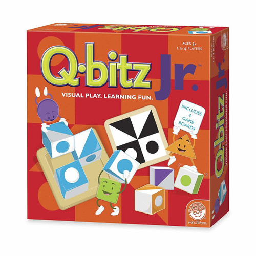 Q-Bitz Junior Game