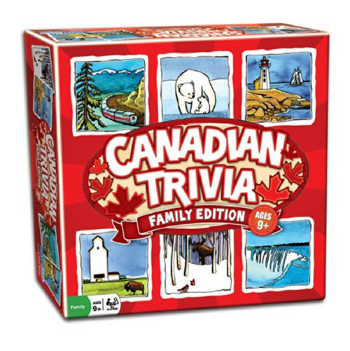 Canadian Trivia - Family Edition
