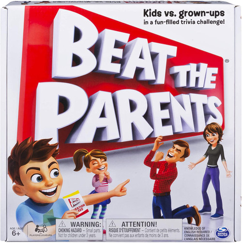 Beat the Parents Game 6+