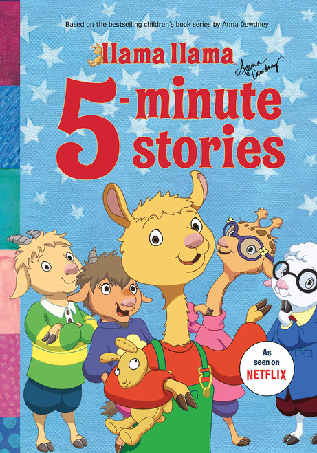 Llama Llama 5 Minute Stories