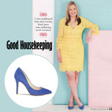 Bold & Beautiful Lisa Kay shoes in Good Housekeeping!