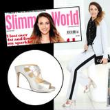 Spotlight! Super-Slimmer Cover Star Wears Lisa Kay!