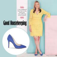 Bold & Beautiful Lisa Kay shoes in Good Housekeeping!