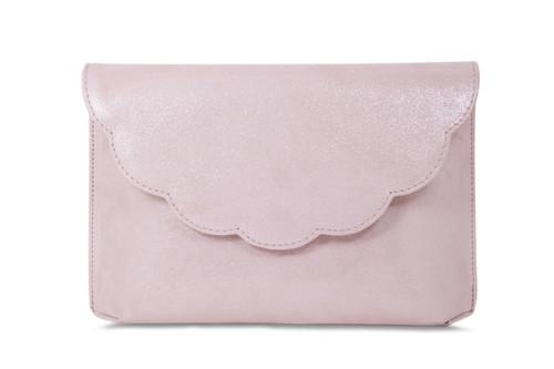 Florette: Pale Pink Shimmer