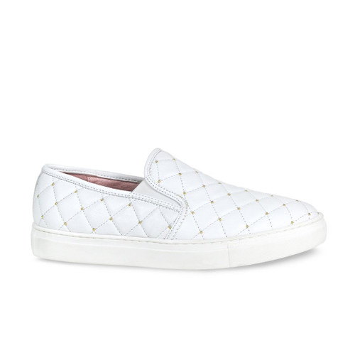 City: White Leather