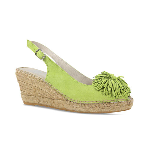Emmy-Lou: Lime Suede