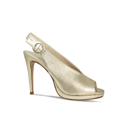 Therese: Gold Leather