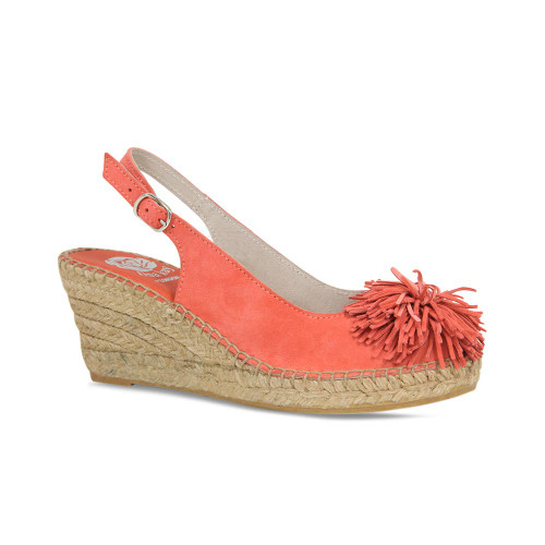 Emmy-Lou: Coral Suede