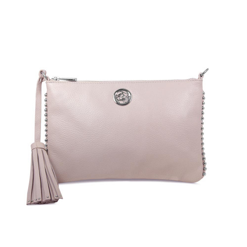 Whisper: Pink Leather