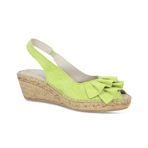 Sunny: Lime Suede